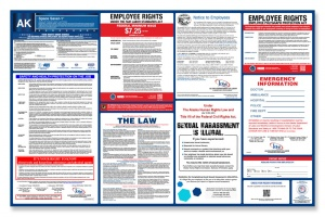 Alaska Labor Law Poster