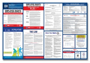 Ohio Labor Law Poster