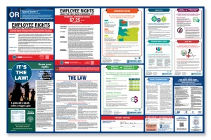 Oregon Labor Law Poster